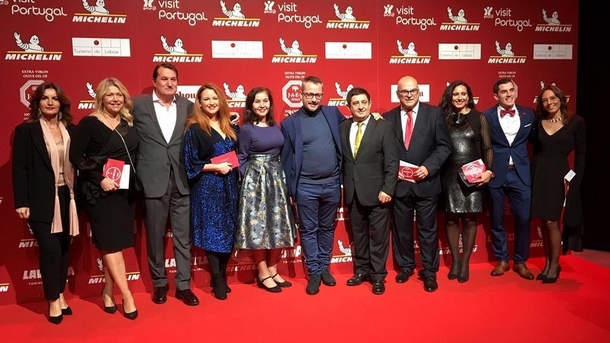 Reyes valora el prestigio que la primera estrella Michelín de Pedro Sánchez otorga a la gastronomía