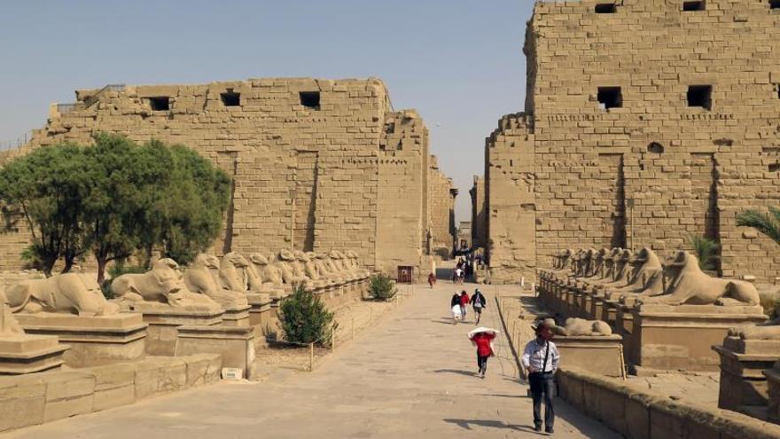 Egipto abre sus tumbas de manera virtual para animar a sus habitantes a quedarse en casa