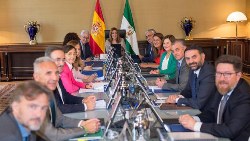 Consejo de Gobierno de Andalucía