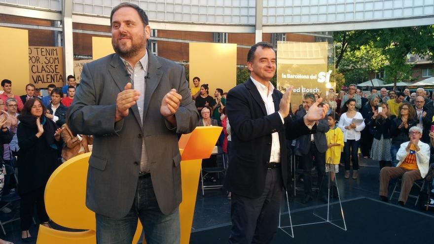 Junqueras inicia este sábado un segundo mandato al frente de ERC con Ejecutiva continuista