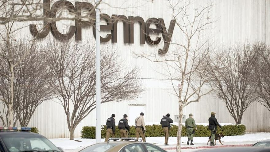 Un joven de 19 años fue el autor del tiroteo en un centro comercial de EE.UU.
