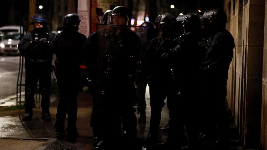 Disturbios en Nantes tras la muerte de un joven en un control policial