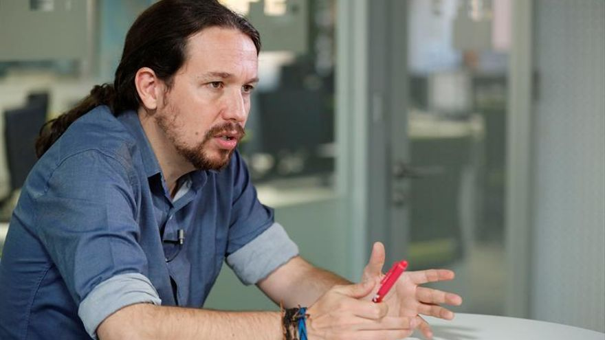 """Iglesias: """"Fue Pedro Sánchez quien dijo que Podemos es su socio preferente"""""""