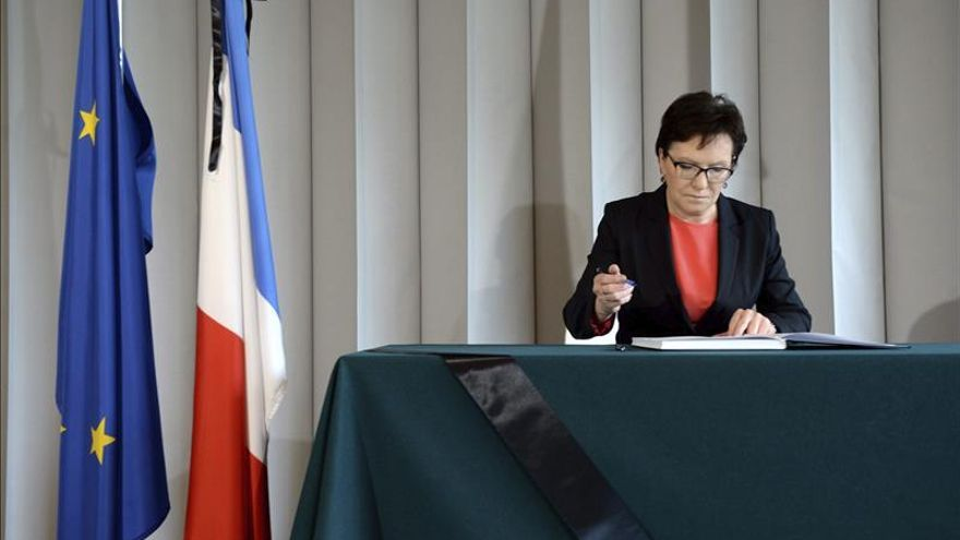 El futuro ministro dice que Polonia no admitirá refugiados tras los atentados