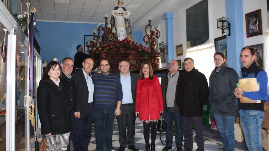 Reunión en Tobarra