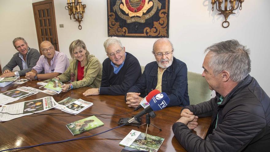 Camargo acoge la próxima semana las 33 Jornadas Micológicas de Cantabria