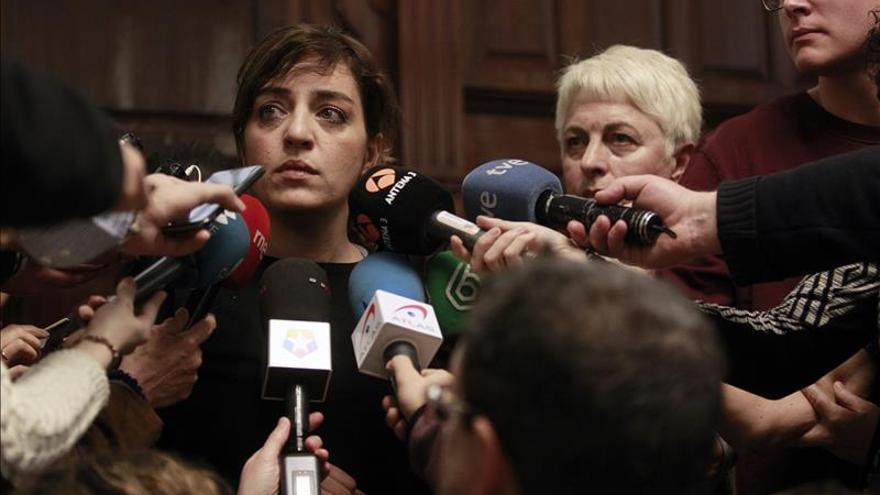 Celia Mayer, concejala de cultura en el Ayuntamiento de Madrid