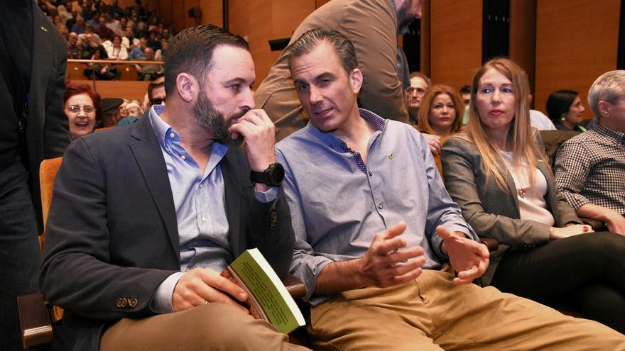"""Vox prefiere nuevas elecciones andaluzas antes que contribuir al """"fraude"""" de un gobierno """"con apariencia de cambio"""""""