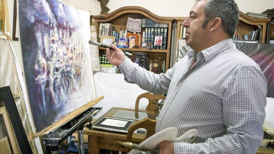 Obras de Mikel Heredia se expondrán en París en homenaje a las víctimas de los atentados