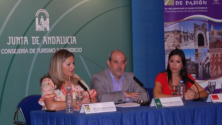El turismo cultural genera en Andalucía cerca de 1.900 millones de euros, según la Junta