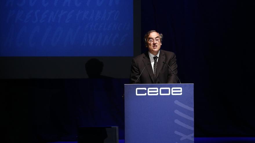 Rosell asegura que ni la CEOE ni su presidente respalda los comentarios de De la Cavada