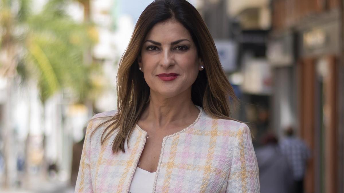 Matilde Zambudio, portavoz de Ciudadanos en el Ayuntamiento de Santa Cruz de Tenerife