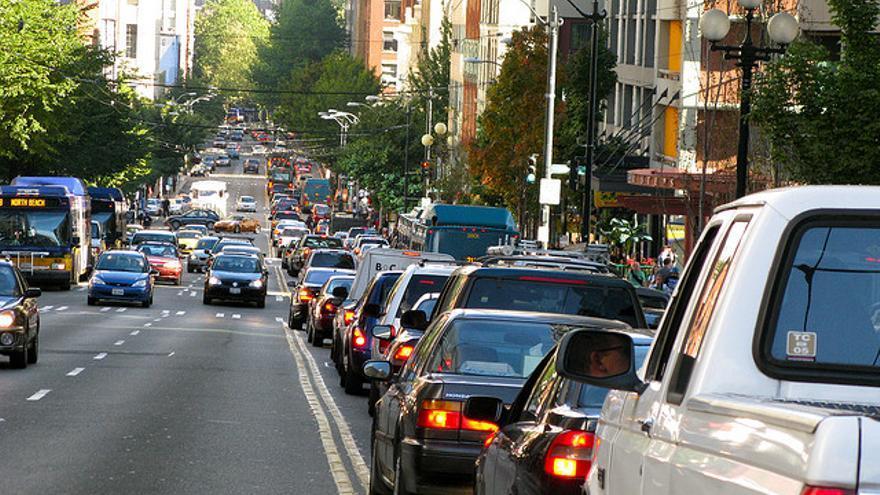 El 'software' de los coches autónomos permite detectar los semáforos y las señales de tráfico
