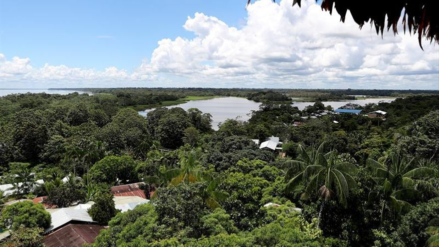 Estados de la Amazonía quieren una compensación ambiental de los países ricos