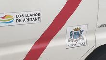 Un taxi de Los Llanos.