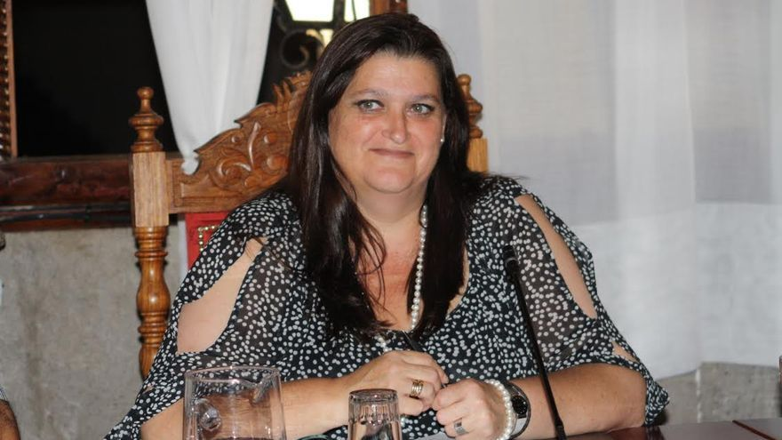 Gazmira Rodríguez, concejal de Bienestar Social e Igualdad de Oportunidades de Santa Cruz de La Palma.