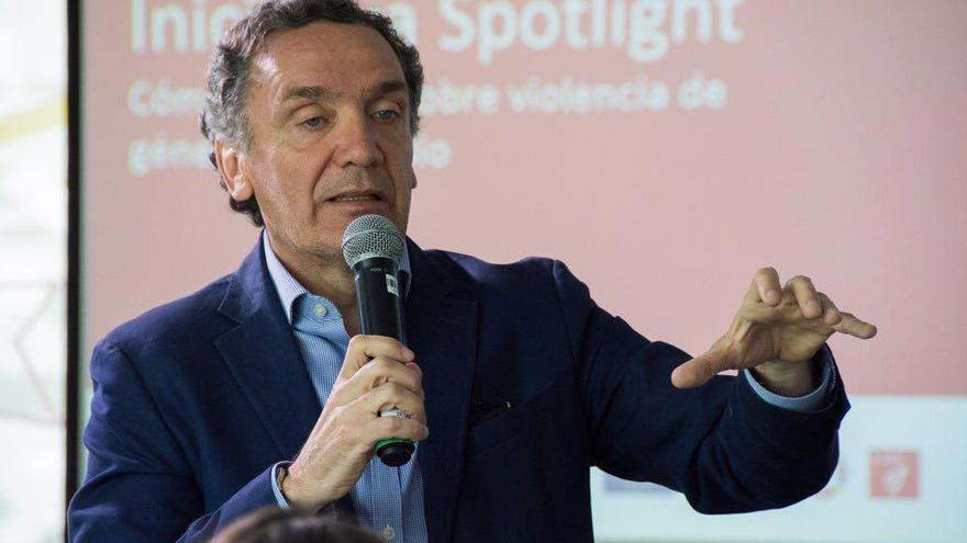 Santiago Cantón, exsecretario de Derechos Humanos del Gobierno de María Eugenia Vidal y exsecretario de la CIDH