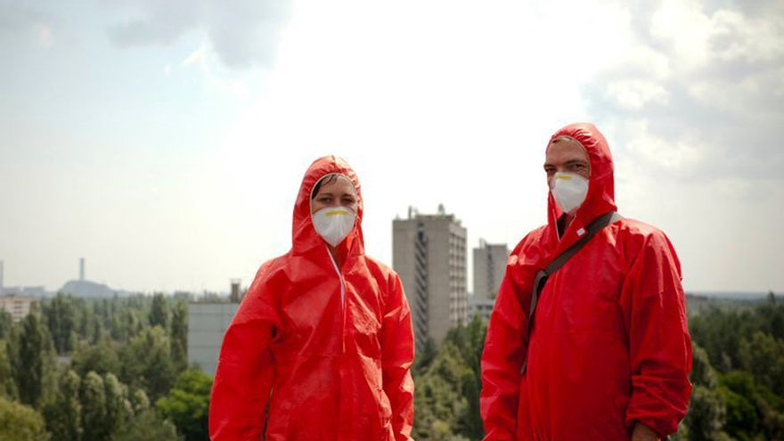 unknown fields en Chernobyl  Foto: Johnathan Gales