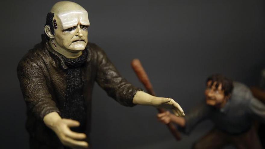 Frankenstein resucita 200 años después junto a iconos de la novela de terror