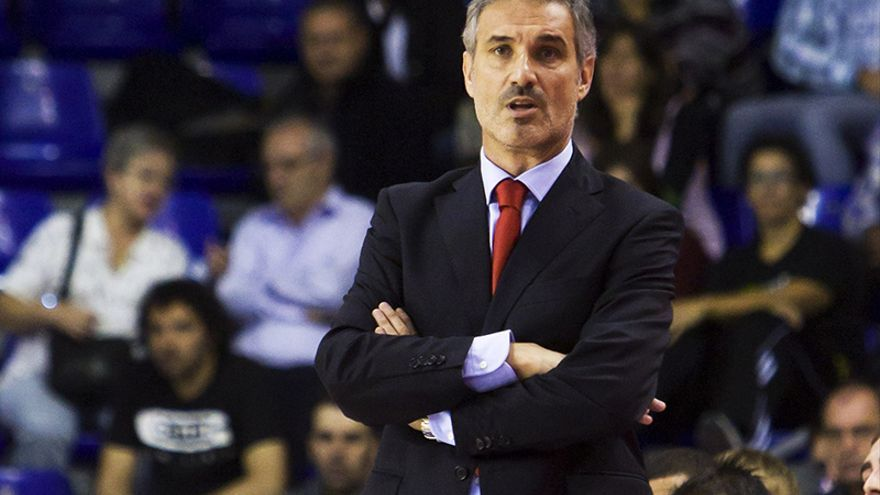 José Luis Abós. Foto: CAI Zaragoza