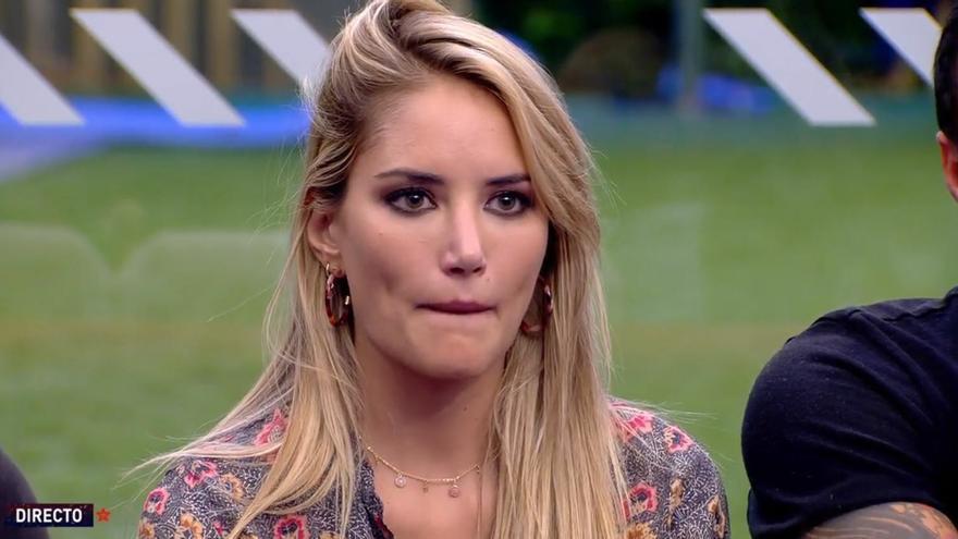 Alba Carrillo, enfadada con 'GH VIP 7' por mostrarle una foto de la boda de su ex Feliciano López
