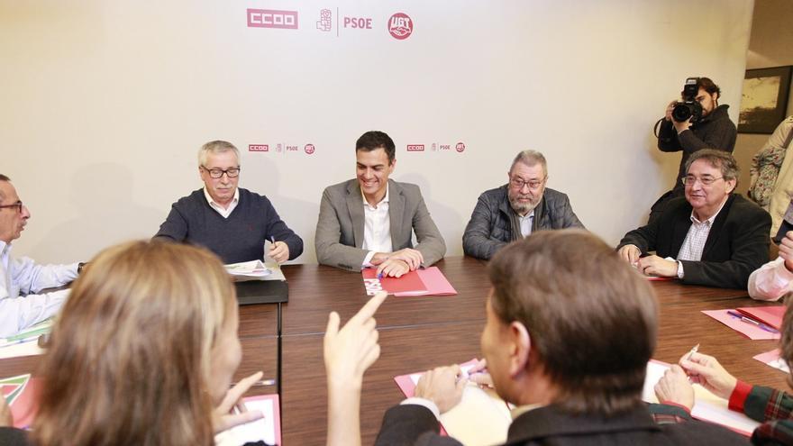 AM-Pedro Sánchez quiere endurecer las causas del despido y deja las indemnizaciones a la negociación de agentes sociales