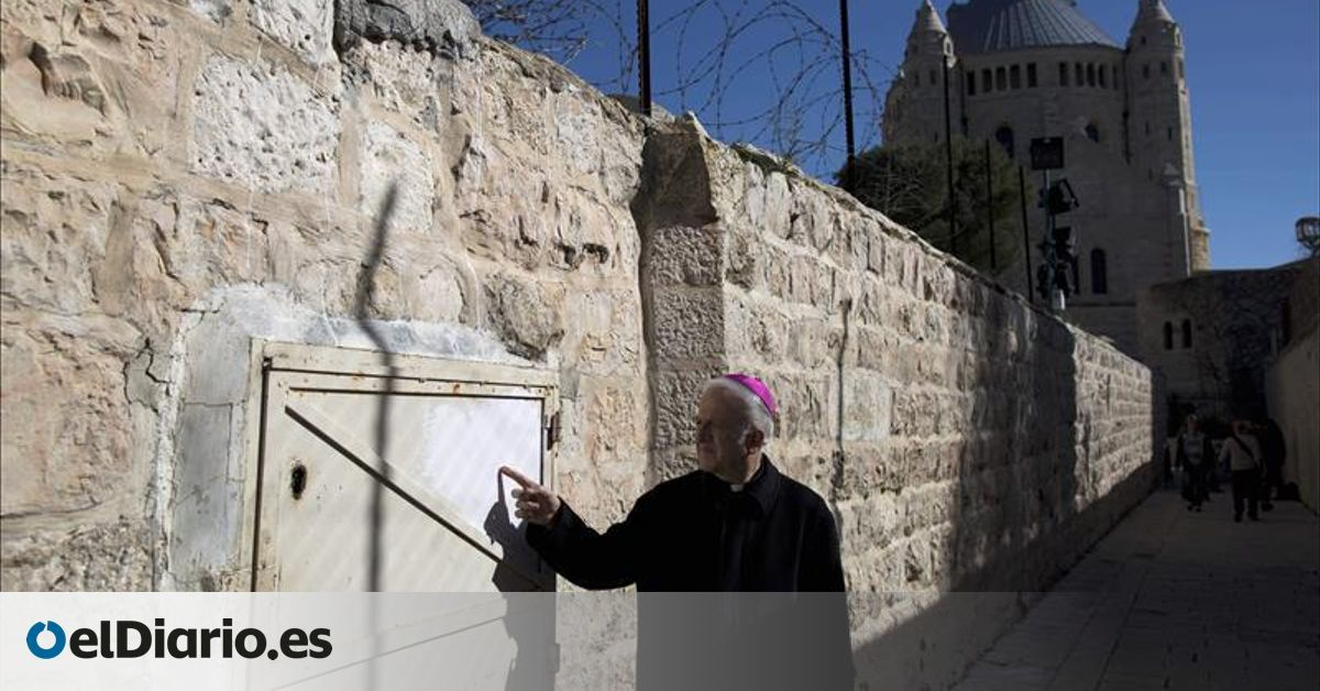 Colonos Israelíes Amenazan A Los Cristianos De La Ciudad Vieja De Jerusalén