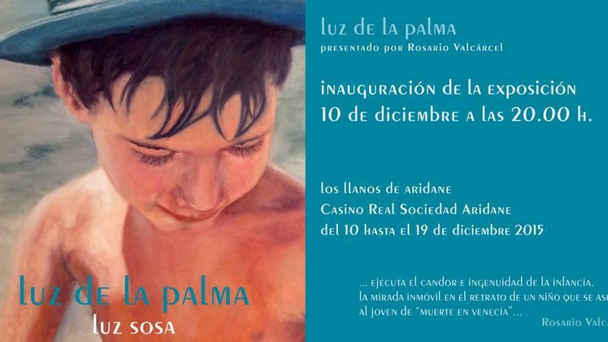 'Luz de La Palma' de Luz Sosa.