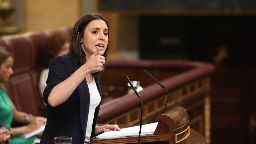 """Montero ataca al PP por sus casos de corrupción: """"La corrupción tiene sede y es Génova 13"""""""