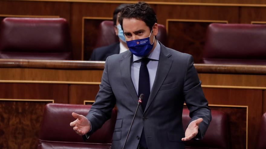 García Egea: La ley Celaá durará lo que tarde Casado en llegar a la Moncloa