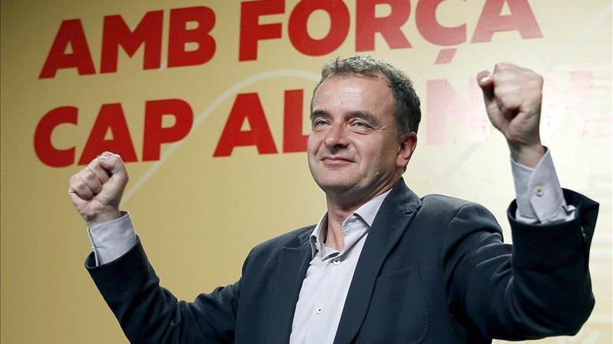 ERC descarta, por ahora, formar parte del gobierno de Barcelona