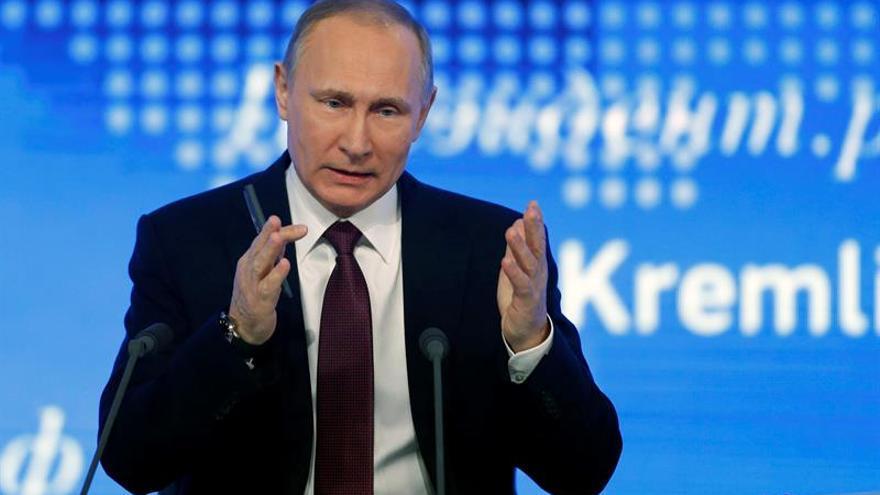 Putin: el escudo antimisiles de EEUU no puede parar a la triada nuclear rusa