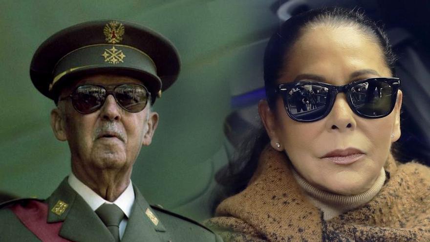 Duelo de herencias en TV: la de los Franco en laSexta, la de Cantora en Telecinco