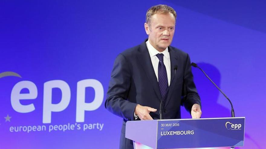 """Crisis de refugiados y """"Brexit"""", entre los retos que preocupan a los líderes del Partido Popular Europeo"""