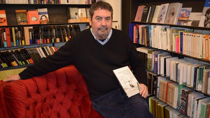 Javier Aristu, profesor de Literatura, escritor y activista político y social.