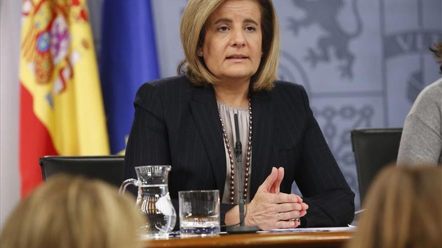 Fátima Báñez: la inestabilidad política es la mayor enemiga del empleo