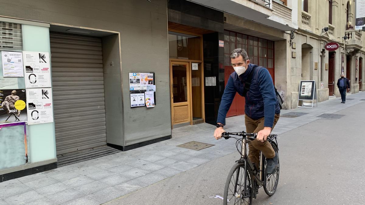 Iñaki Urdangarin, en Vitoria