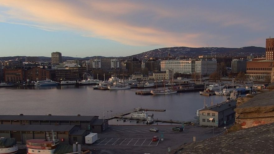 Puerto de Oslo (Noruega)