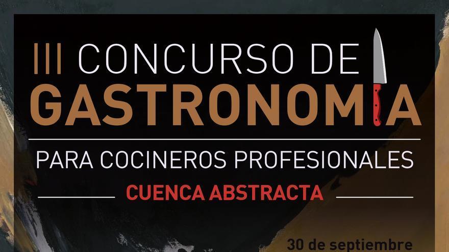 Concurso de Gastronomía 'Cuenca Abstracta'