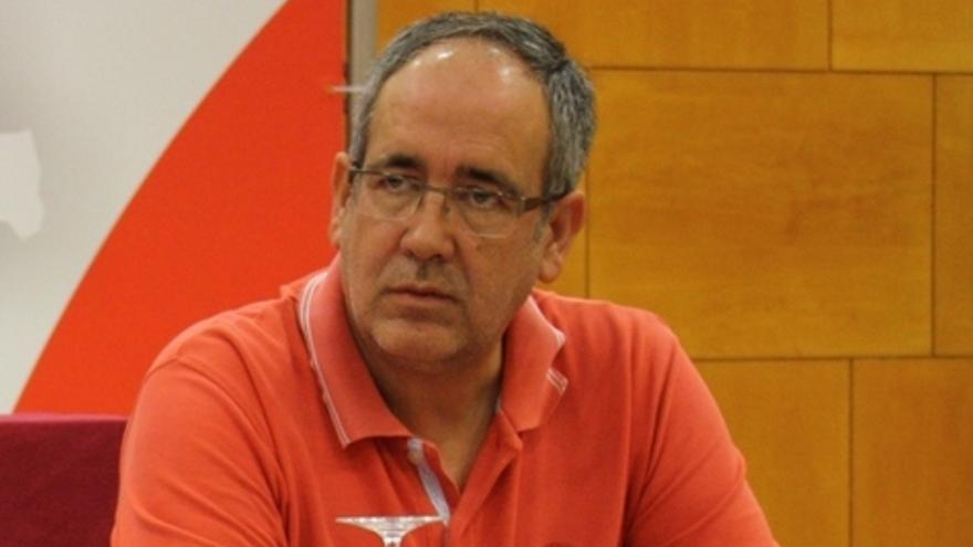 Inocente Medina, secretario general del PSOE en Malagón (Ciudad Real)