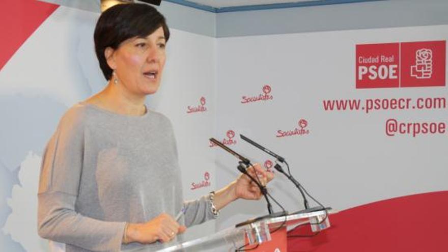Blanca Fernández, responsable de Educación del Grupo Socialista