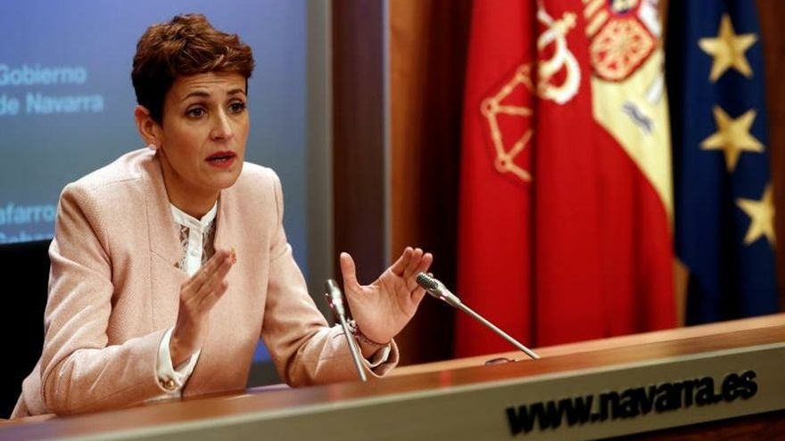 El Gobierno de Navarra ordena el cierre de todos los centros educativos