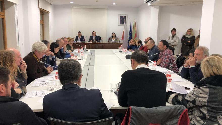El Pleno aprueba la moción de Torrelavega Puede para elaborar un Plan de Calidad del Aire