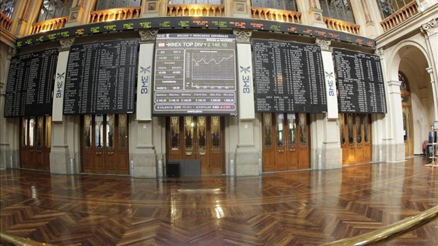 La bolsa española abre con ganancias y el IBEX sube el 0,13 por ciento