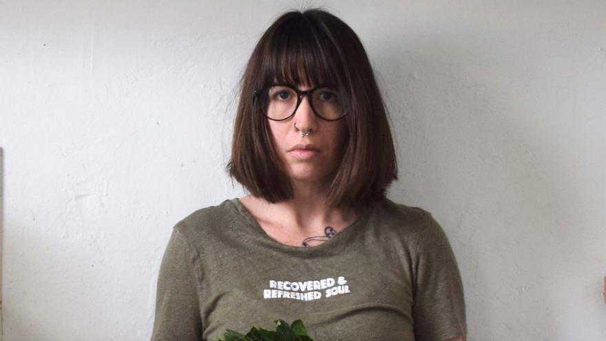 La autora Legna Rodríguez Iglesias