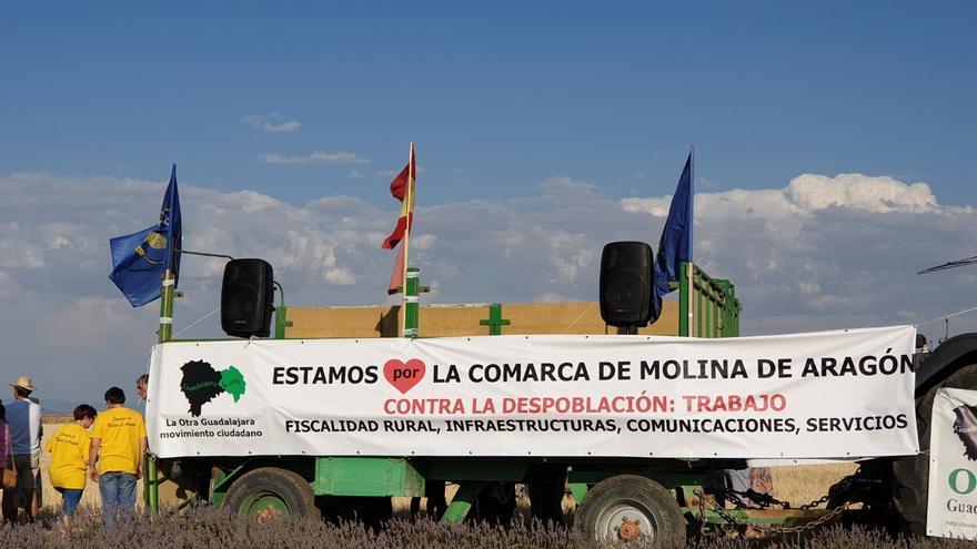 """La Castilla-La Mancha Vaciada se plantea concurrir a las elecciones: """"Nos obligan porque nos obvian"""""""