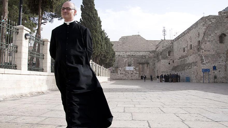José Antonio Fortea Cucurull es el sacerdote responsable de impartir la charla sobre exorcismo. / Wikimedia Commons