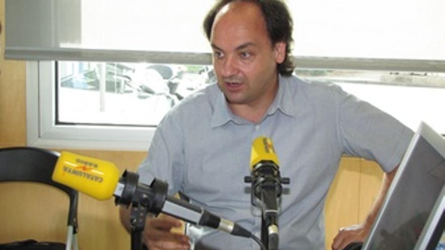 El Director Del MNAC, Josep Serra