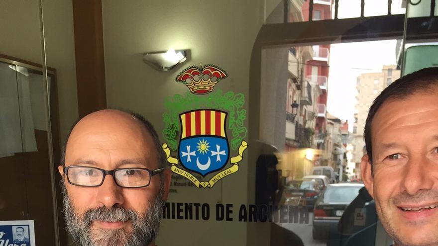 Ganar Archena solicita que el municipio acoja refugiados
