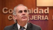 El consejero de Sanidad reconoce que Madrid no tiene las camas suficientes para pasar a la fase 1 pero asegura que podrían conseguirlas